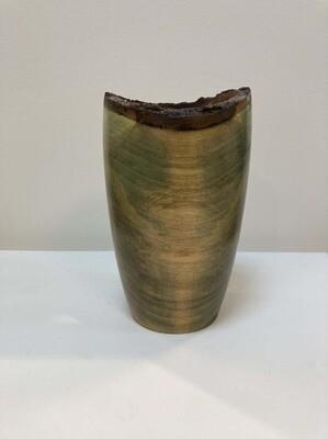 Dyed Maple Vase