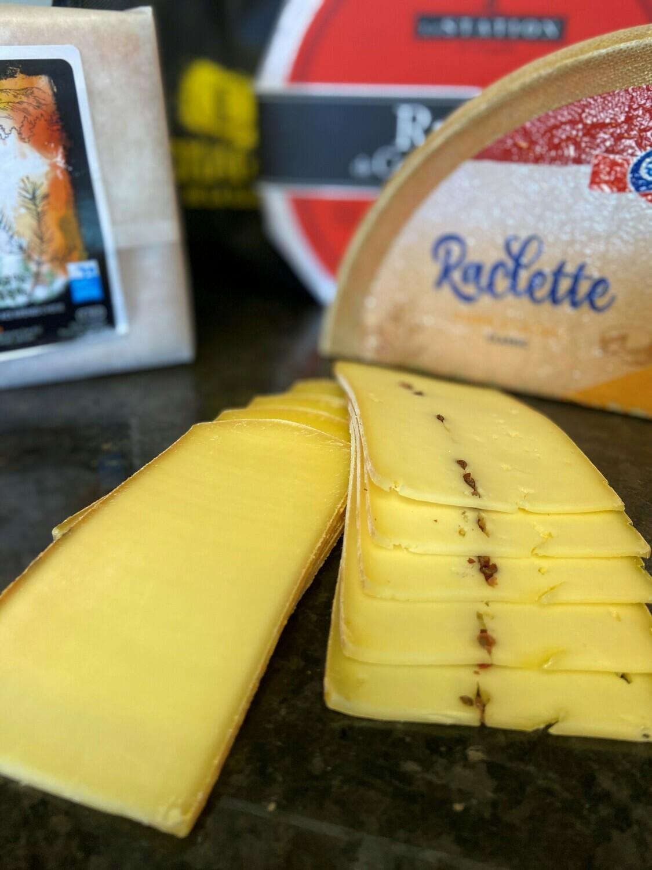 Raclette (pour 2 à 3 pers.)