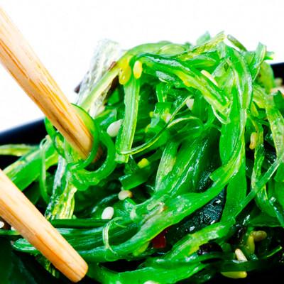 Wakame Sesame Seaweed Salad