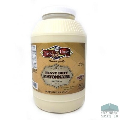 Chef's Choice Mayonnaise 4 x 1 gallon