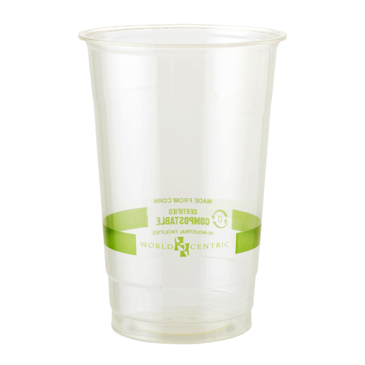 Case of 1000 Clear Cups 24 oz