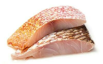 Fresh/Frozen US Wildcaught Red Snapper 6oz fillet Triar