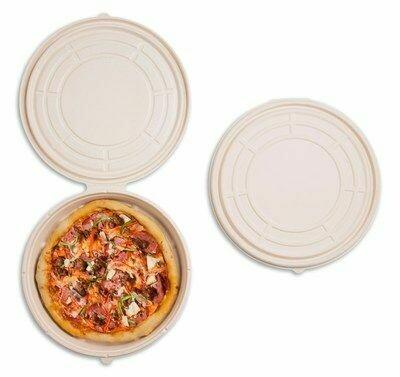 Fiber Take Out Pizza Boxes 12