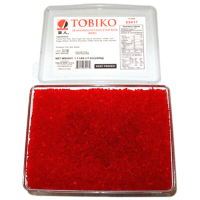 Tobiko Red -Pack 1.1 lb