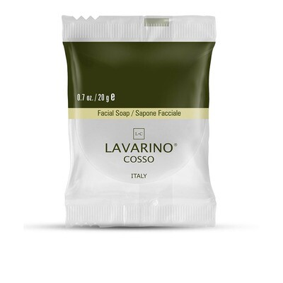 Box 500ea - Lavarino Facial Soap 20 gr