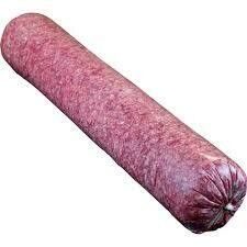 10 Lbs Roll of Ground Beef 80% Lean 20% Fat