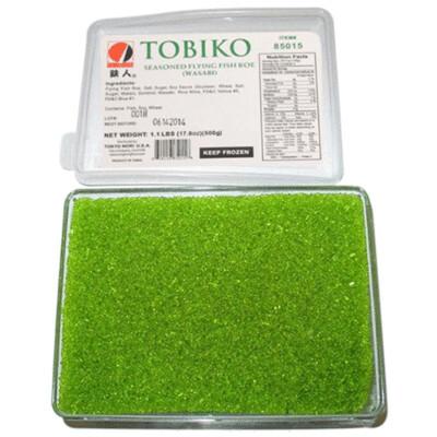 Pack 1.1 lbs - Tobiko Green (wasabi)