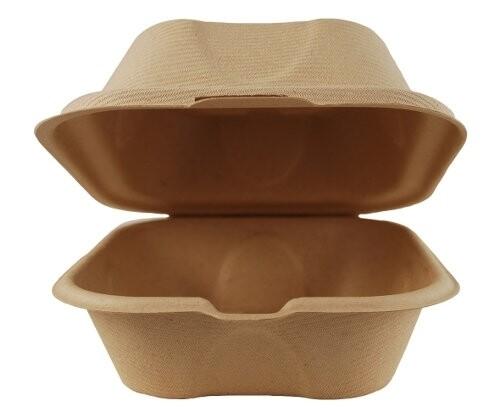 Take Out Burger Boxes - Case 500ct