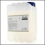 Lavarino Shampoo Almond & Olive Refill - Box 2x5L