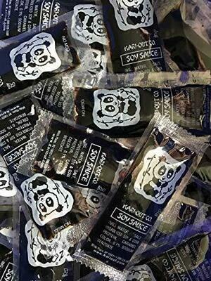 Box 500ct - Soy sauce pc Kari-Out