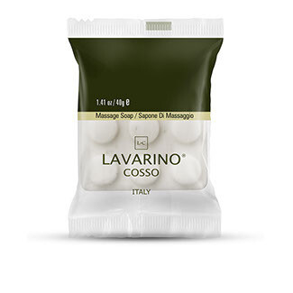 Box 400ea - Lavarino Massage Soap 40 gr