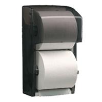 Cascades Bathroom Tissue Duplex Dispenser