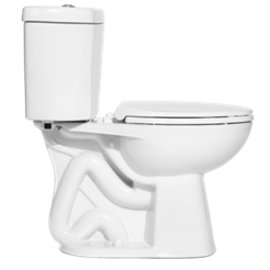 Niagara Toilet N7717 / N7714