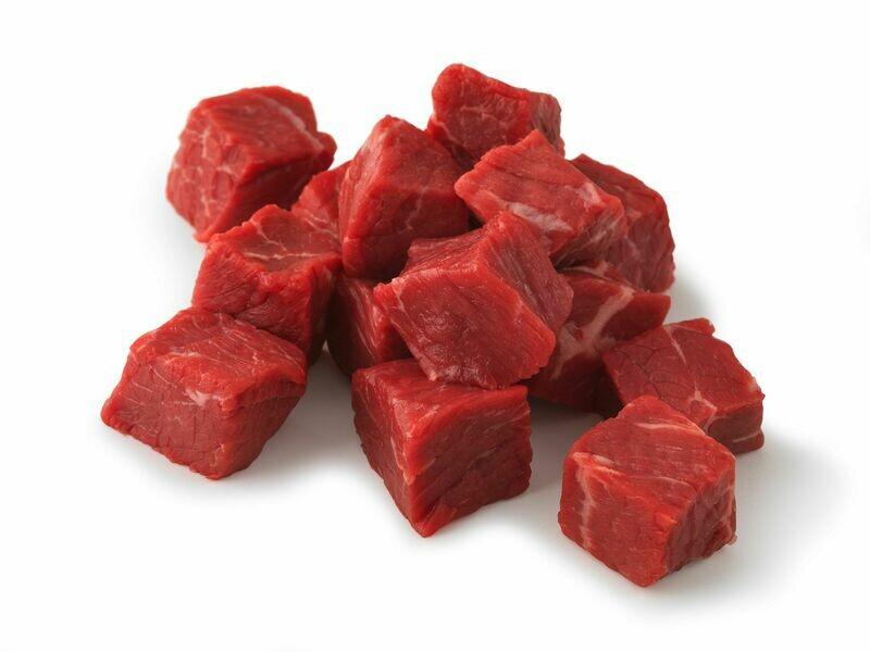 Beef Stew handcut Halperns - price per lb