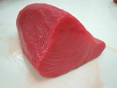 Tuna Loin 5/8 Center Cut - Per Lbs