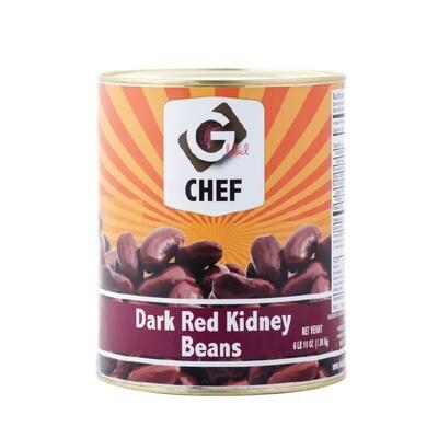 Beans Dark Red Kidney - 6/10