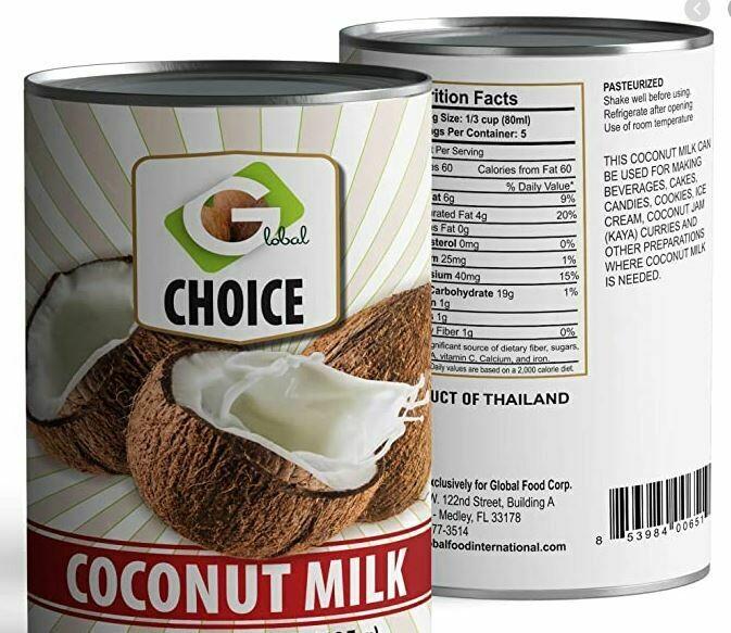 Coconut Milk - 24 x 13oz