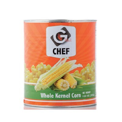 Whole Kernel Corn - 6/10