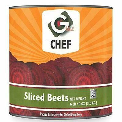 Sliced Beets - 6/10