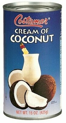 Cream of Coconut Concentrate - Can 15oz