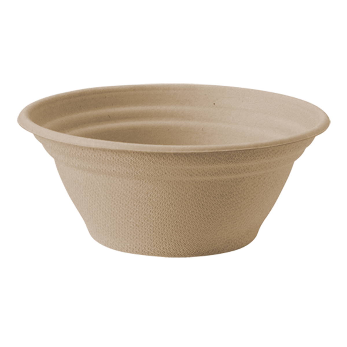 Case of 500 Bowls Wheatstraw 8 oz (unbleached)