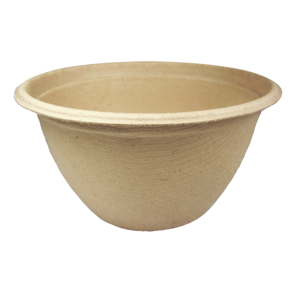 Case of 500 Bowls Wheatstraw 12 oz (unbleached)