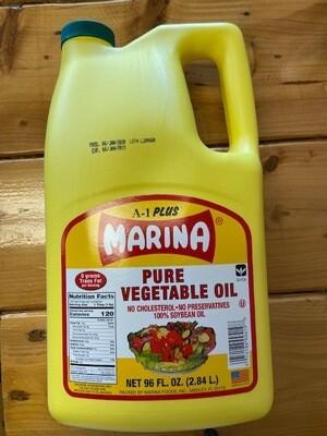 Oil Pure Vegetable (100% Soybean) - Jar 96oz