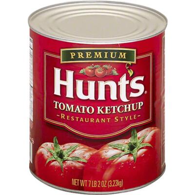 Hunt's Ketchup -  6/10