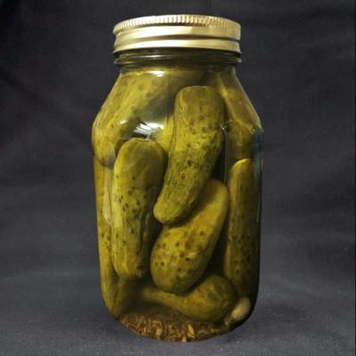 Whole Pickles - 4 x 1 Gallon