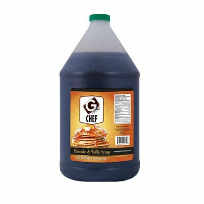 Syrup for Pancakes & Waffles - Jar 1 Gallon