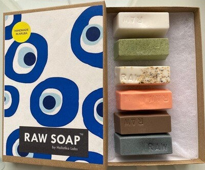 RAW Soap Holistika 'Evil Eyes'
