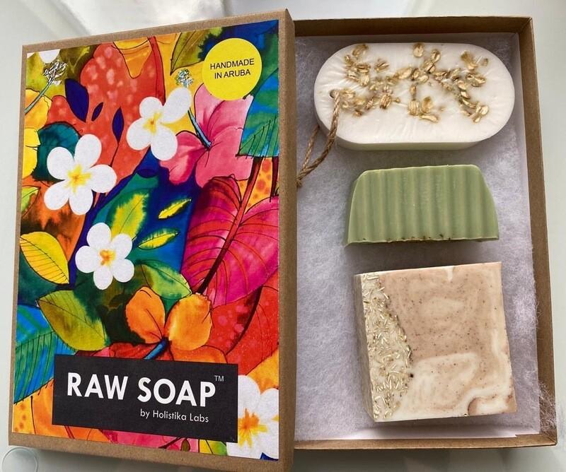 RAW Soap Holistika 'Floral'
