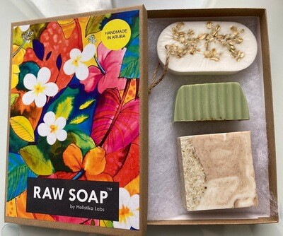 RAW Soap Holistika 'Floral'