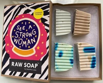 RAW Soap Holistika 'I See A Strong Woman 2'
