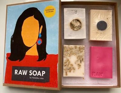 RAW Soap Holistika 'Woman'