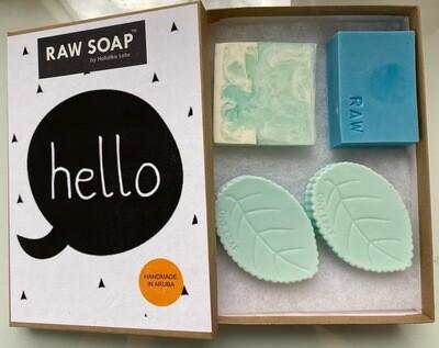 RAW Soap Holistika 'Hello'