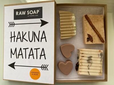RAW Soap Holistika 'Hakuna Matata'