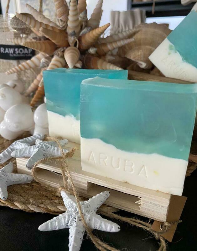 Raw Soap Holistika 'Eagle Beach' Individual Soap Bar