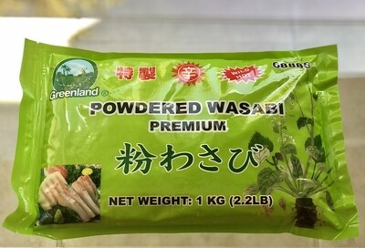 Powdered Wasabi - Case 10 x 2.2 lb