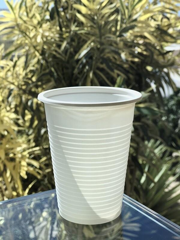 Cold Cups 8oz Compostable  - Case 2000ct