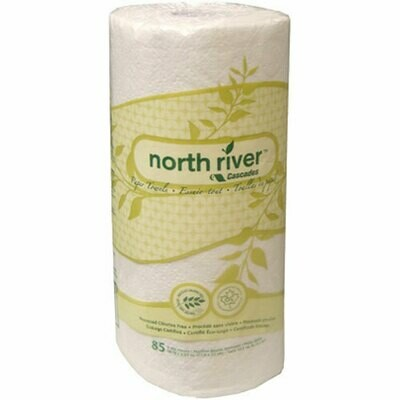 Sheet Cascades Paper Towel - Case 30 x 85 sheets