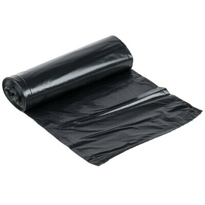 Trash bags 33 gallon 1.5 mil 33' x 39