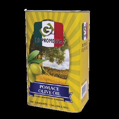 Pomace Olive oil - 6 x 1 gallon