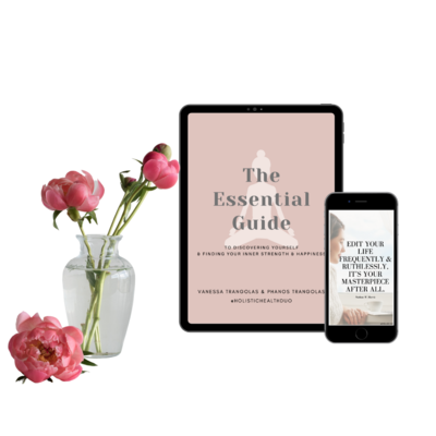 *FREE* The Essential Guide To Discovering Yourself & Finding Your Inner Strength & Happiness