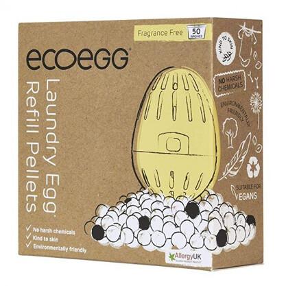 Refill Laundry Egg Fragrance Free