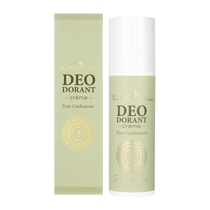 Deodorant Crème True Cardamom