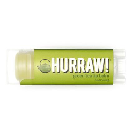 Lippenbalsem HURRAW! Green Tea