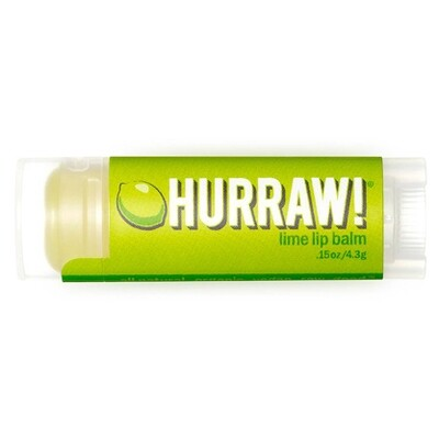 Lippenbalsem HURRAW! Limoen