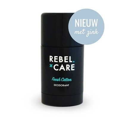 Deodorant Rebel Fresh Cotton
