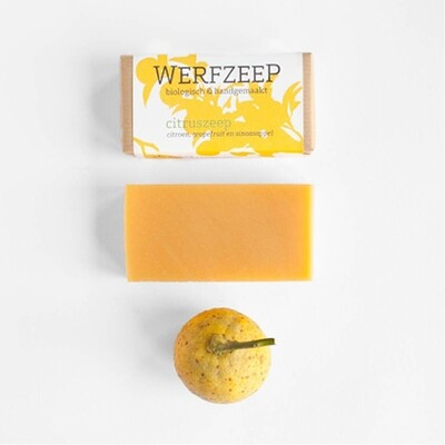 Werfzeep: Citrus